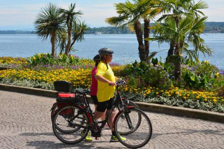Breve tour in bicicletta Lago Superiore - Überlingen